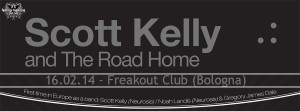 scott kelly & the road home