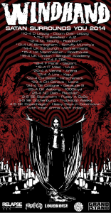 windhand tour
