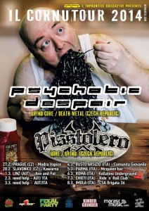 PSYCHOTIC DESPAIR tour