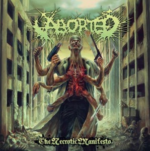 aborted the necrotic manifesto