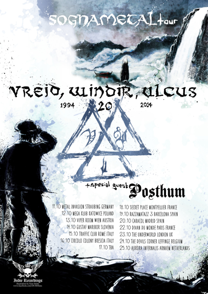 vreid tour